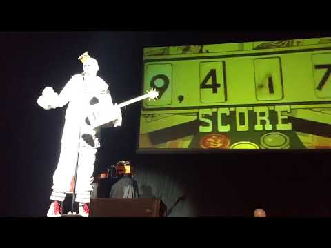 Puddles Pity Party Concord NH Pinball Prison