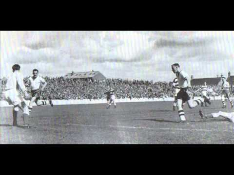 Ayr United Centenary Montage