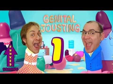 Genital Jousting 1DATE NIGHT WITH DAKOTA!