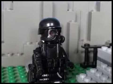 Lego Resident Evil Hunk