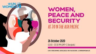 Women, Peace and Security – 20 @ 2020