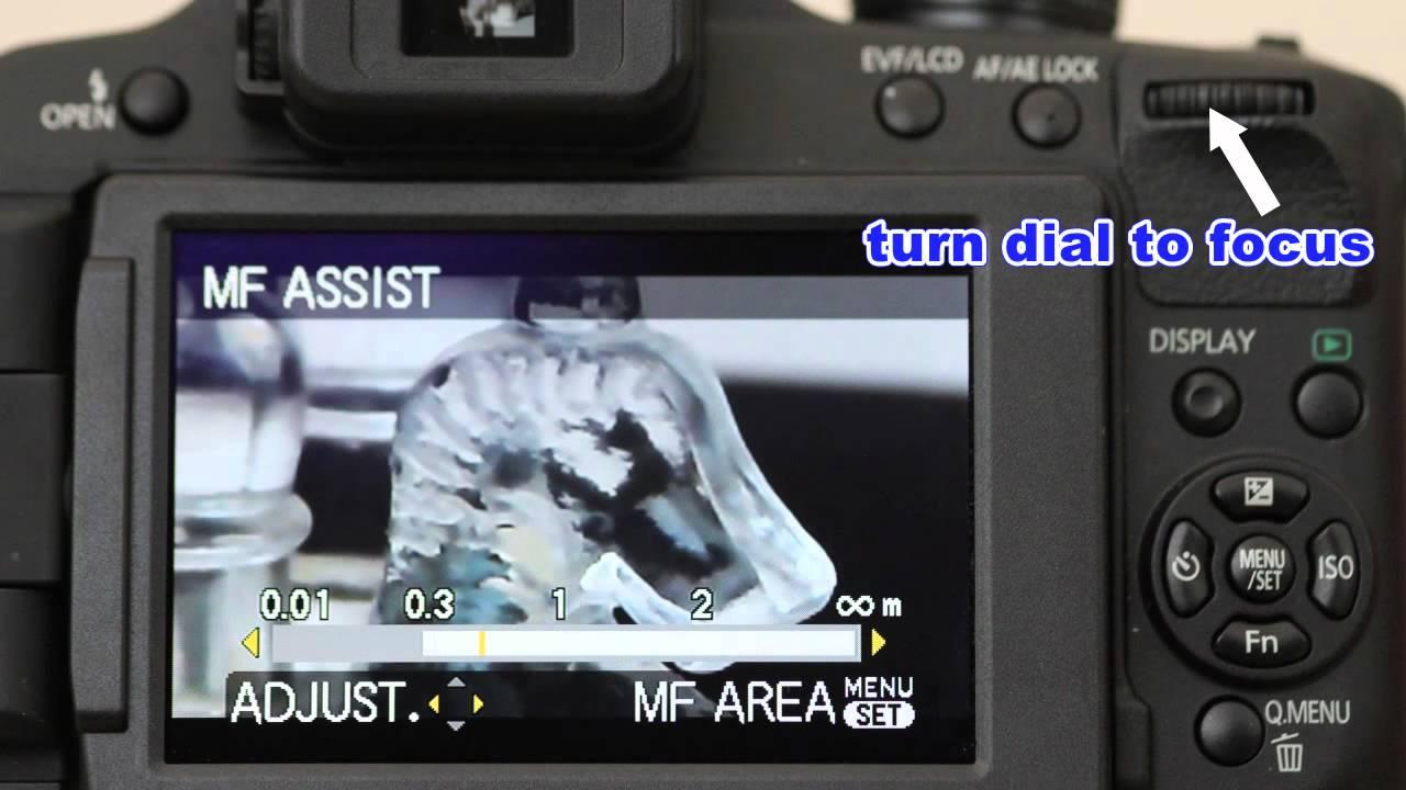 panasonic fz100 manual focus mode demonstrated youtube rh youtube com dmc-fz100 manual