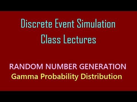 Random Number Generations from Gamma Distribution