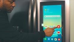 Samsung Family Hub Smart Fridge Review (2019)
