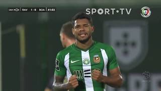 Goal   Golo Diego Lopes: Rio Ave (1)-0 Boavista (Liga 19/20 #17)