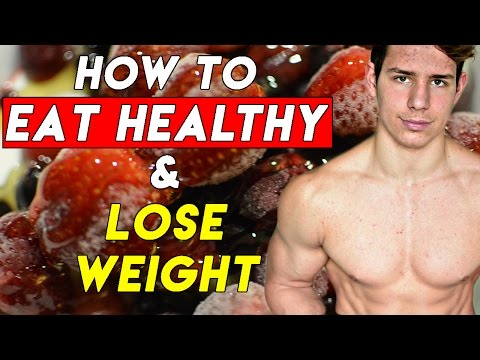 How To Eat Healthy And Lose Weight For Teenagers