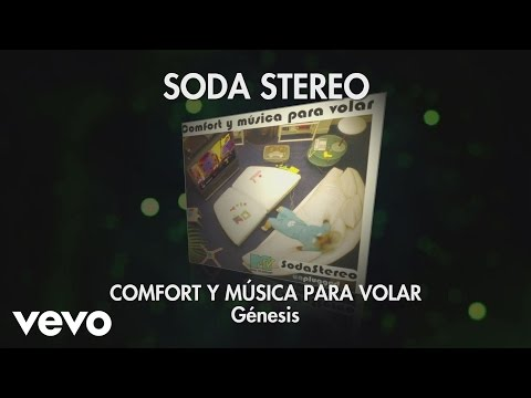 Soda Stereo - Génesis (Audio)