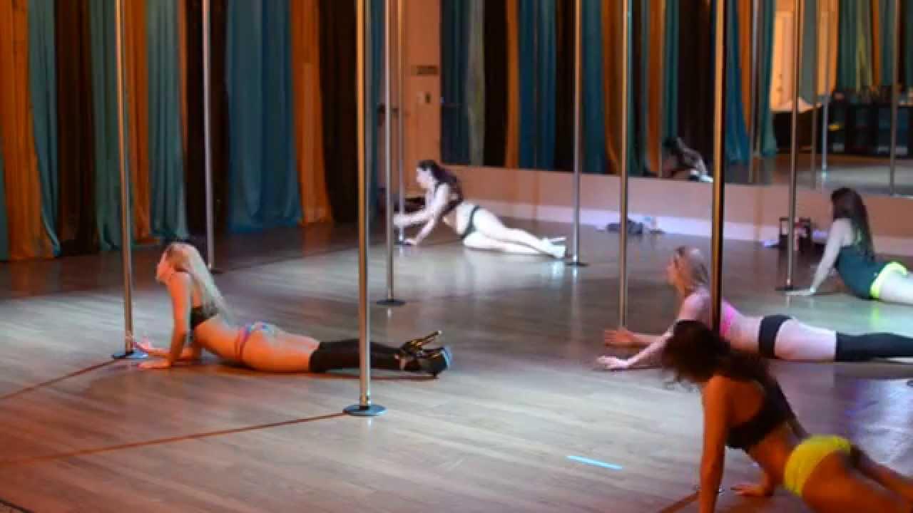 Got It - Marian Hill Beginner Pole Dance Routine 7-20-15 ...