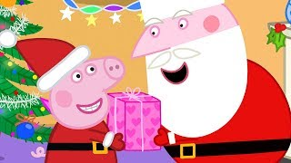 Peppa Pig Full Episodes 🎄Christmas Special 🎅Santa's Grotto 🎅 Cartoons for Children