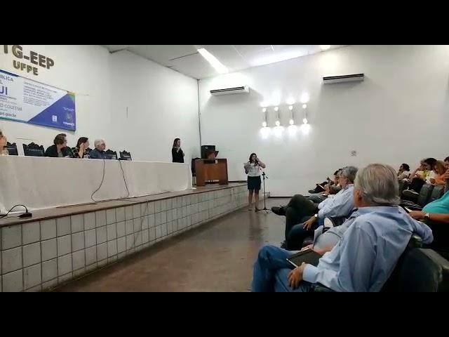 Audiência Pública PDUI-RMR - Participação com proposições sobre Transparência e outros assuntos