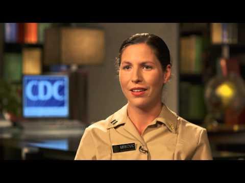CDC Disease Detectives: LT. Kelsey Mirkovic
