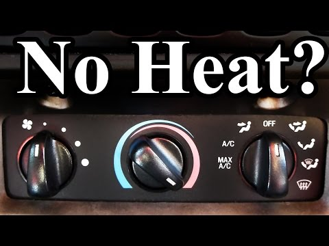 How to Fix a Car with No Heat (Easy)
