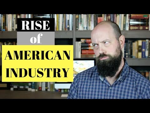 The Rise of American Industry [The Transcontinental Railroad]