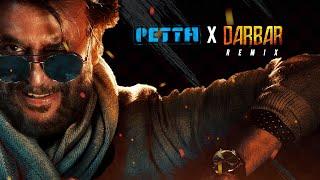 Petta x Darbar Remix | Anirudh | Superstar Rajinikanth