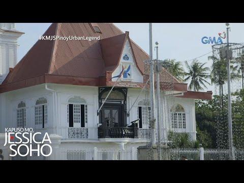 Kapuso Mo, Jessica Soho: Ang 'kapre' sa bahay ni Gen. Emilio Aguinaldo