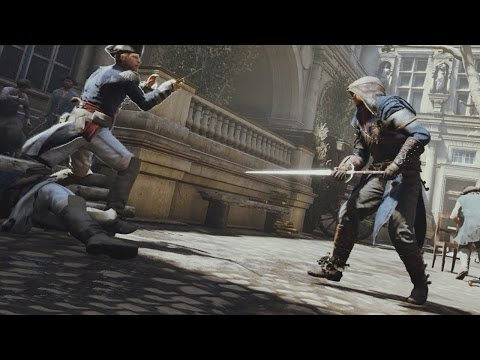 Assassin's Creed Unity Legendary Medieval Gear Combat, Finishing Moves & Parkour GTX 960