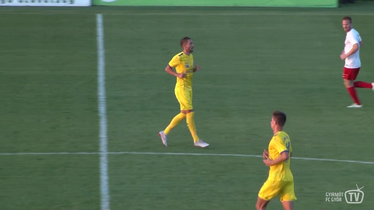 Gyirmót FC Győr - Vác FC 3-0