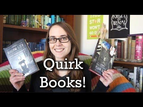 Quirk Books!