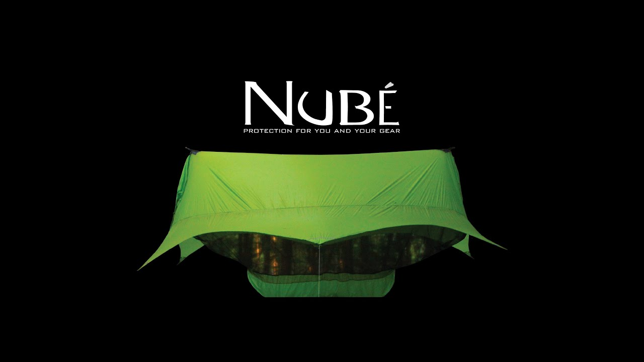 How To Set Up The Nube Hammock Shelter