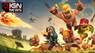 How Clash of Clans Disrupted the Kansas City Royals - IGN News