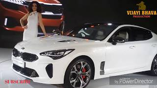 Kia Stinger GT | review 2018| Rear-Wheel Drive