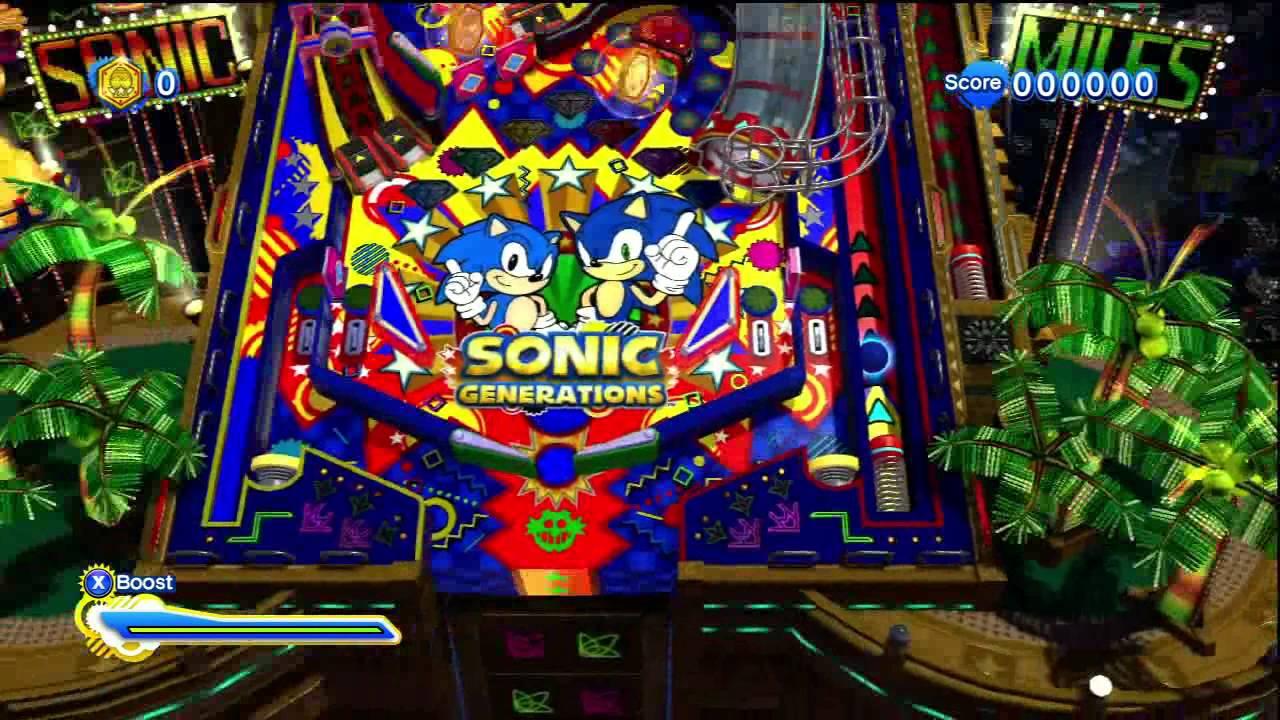 Sonic Generations 3DS - Shadow Race (Citra Emulator) | Doovi  |Sonic Generations 2 Player Mode
