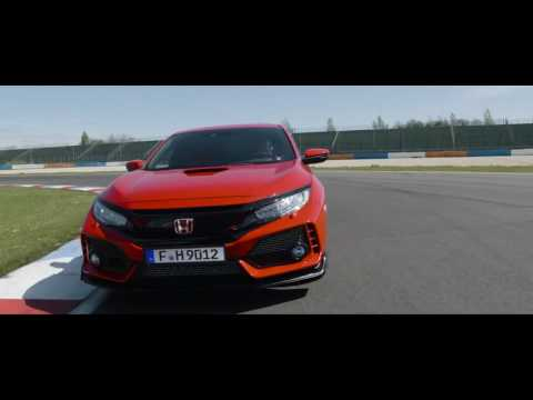 2017 honda civic type r 306 hp youtube. Black Bedroom Furniture Sets. Home Design Ideas