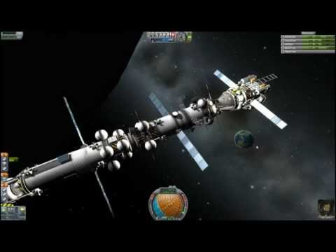 """Cheapo Mun Shot Part Two"", Episode 3 of Cheapo Space Program"