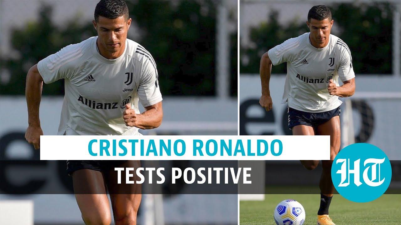 Covid 19 Cristiano Ronaldo Tests Positive No Symptoms Says Portuguese Fa Youtube