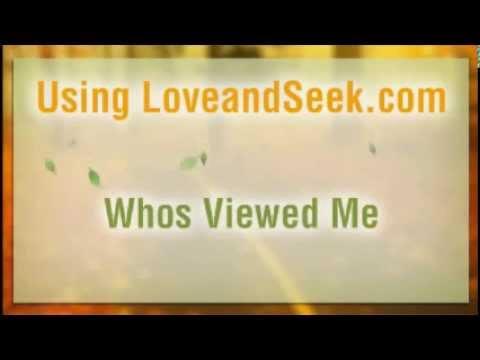 Love and seek site