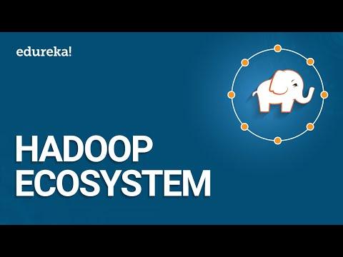 Hadoop Ecosystem | Big Data Analytics Tools | Hadoop Tutorial | Edureka