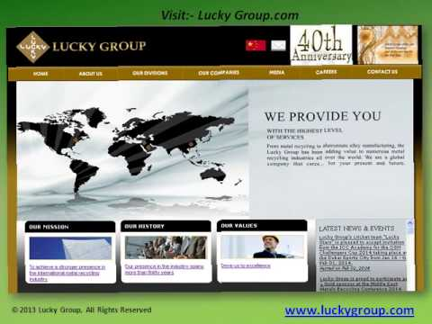 Scrap Metals Trading & Manufacturing Services across Middle East - Lucky Group