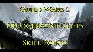 Guild Wars 2: Dredgehaunt Cliffs Skill Point Guide HD