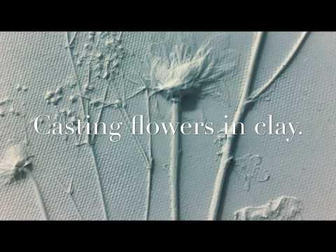 Casting flowers