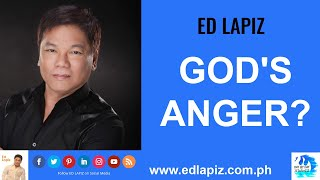 🆕 Ed Lapiz - GOD'S ANGER? Latest Sermon New Video Review👉 👉 Ed Lapiz Official Channel 2020