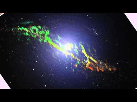 Radio Galaxy Shown In Sharp Detail | Video