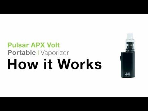 Pulsar APX Volt Tutorial – TVAPE