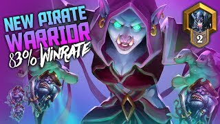 Pirate Warrior is Back!   Kobolds and Catacombs   Hearthstone