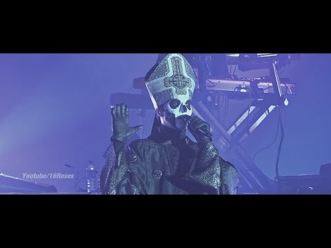 "Ghost (live) ""Square Hammer"" @Berlin April 25, 2017"