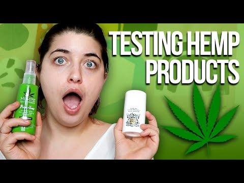 I'm Testing Weed Beauty Products   HISSYFIT