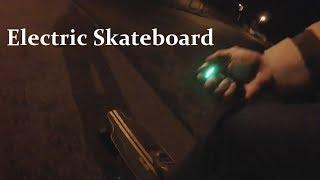 Nilox Doc skateboard à assistance électrique (jour + nuit)