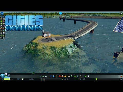 Cities: Skylines #25, The Lonely Island
