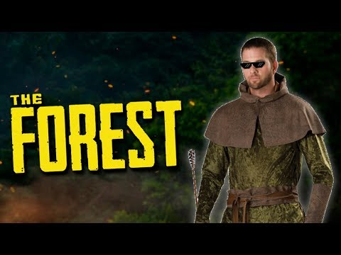 The Forest - ROBIN HOOD vs MUTANT !! - Part 5