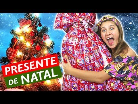 MEU PRESENTE DE NATAL - Mileninha