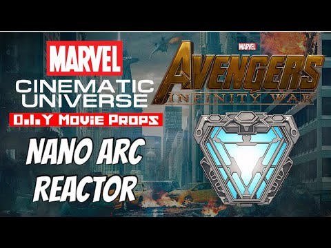 D.I.Y Infinity War Arc Reactor