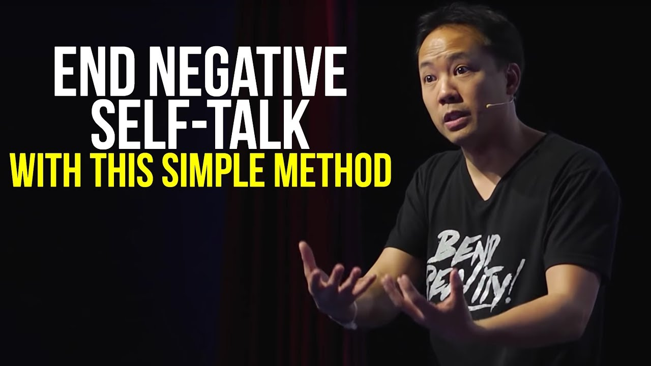 Jim Kwik: How to End Negative Self-Talk