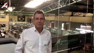#Agrosystem30anos - Abertura da Campanha com Carlos Henrique CEO da Agrosystem