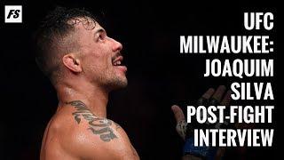 UFC Milwaukee: Joaquim Silva post-fight interview