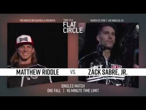PWG - Preview - Time Is a Flat Circle