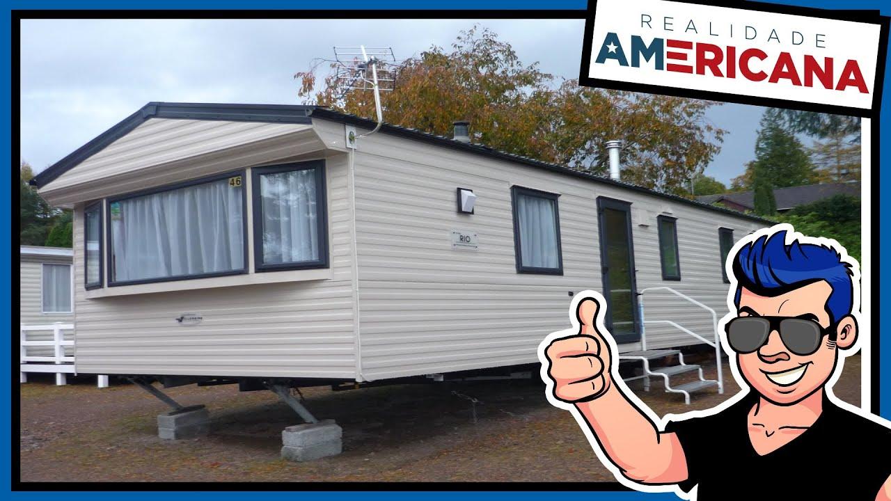 Comunidade de casas trailer nos estados unidos youtube - Casas americanas por dentro ...